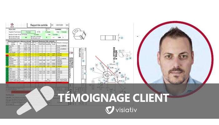 témoignage clients solidworks inspection felco motion