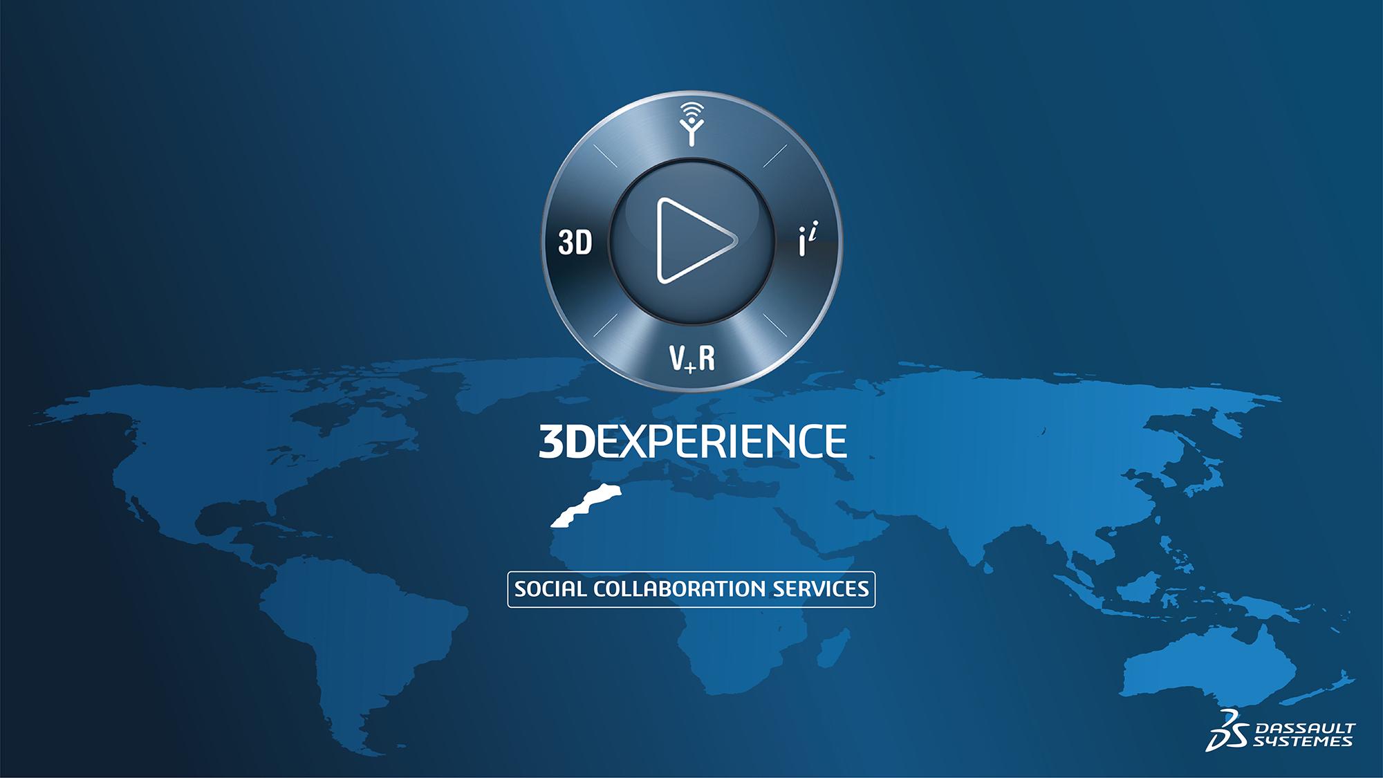 LA PLATEFORME 3DEXPERIENCE