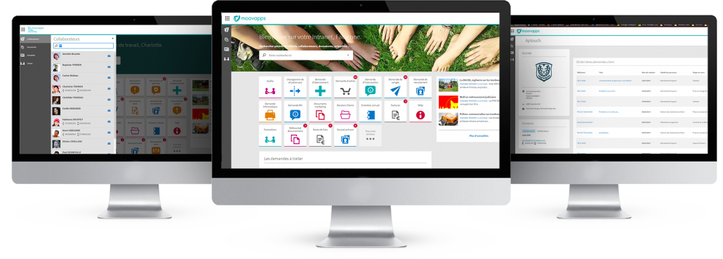 intranet moovapps