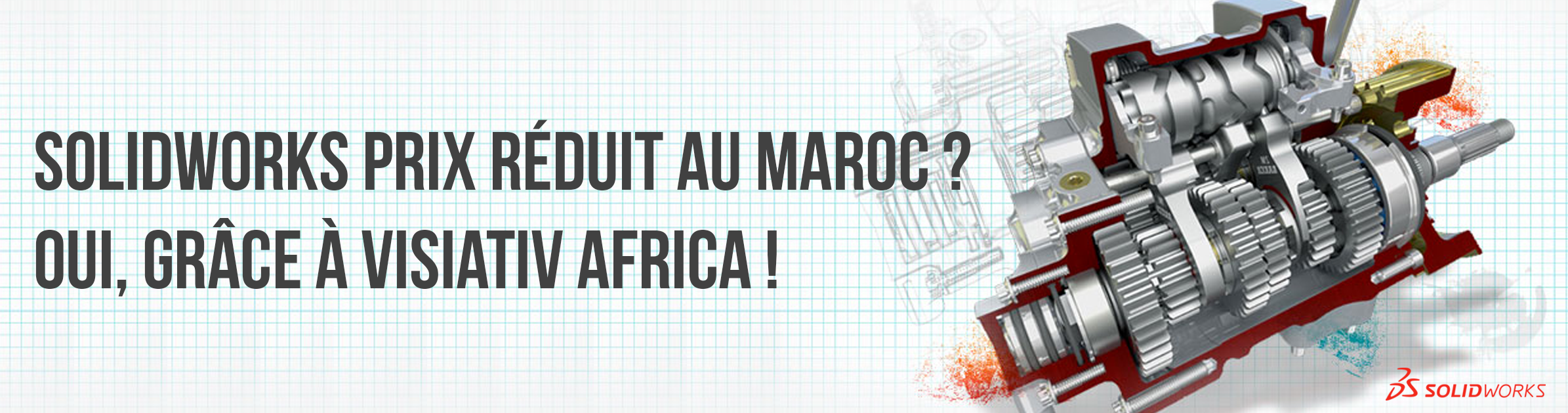 SOLIDWORKS prix Maroc