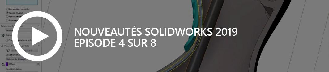 Nouveautés SOLIDWORKS 2019 - episode 4 - avatar site