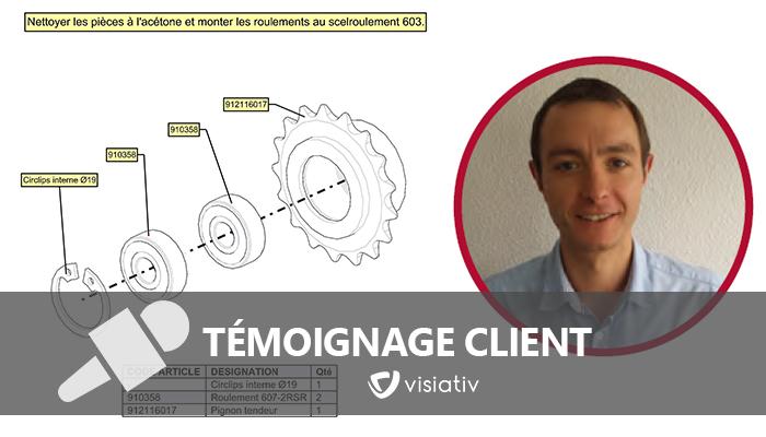 témoignage solidworks composer