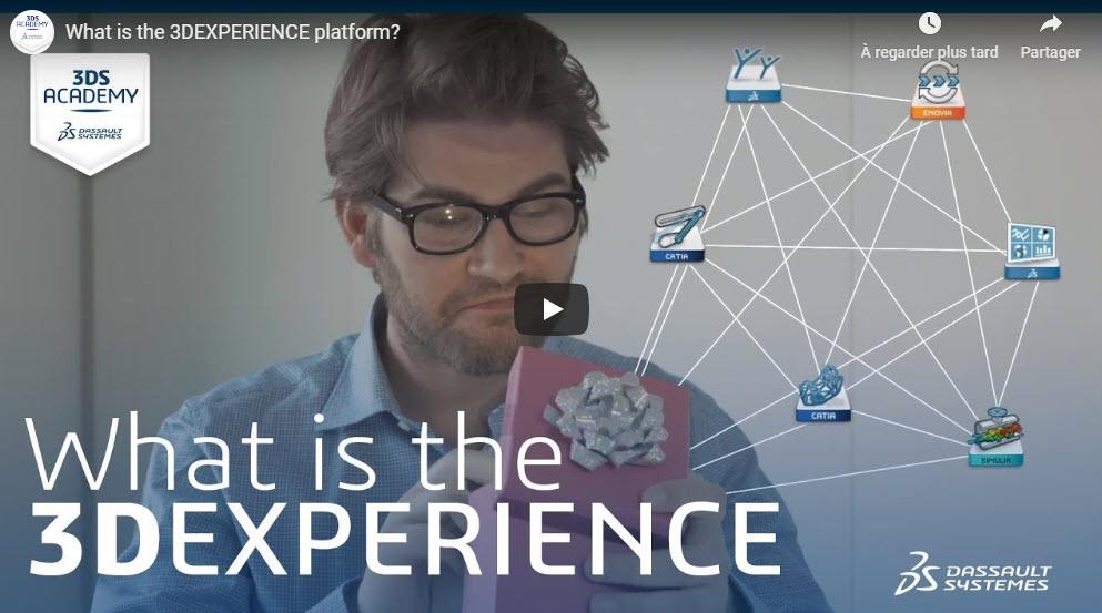 3Dexperience pour les nuls
