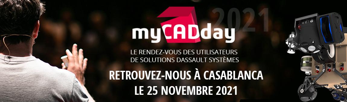myCADday Maroc 2021